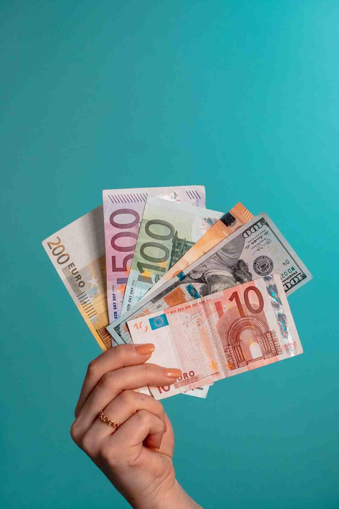 Comment compter ta monnaie