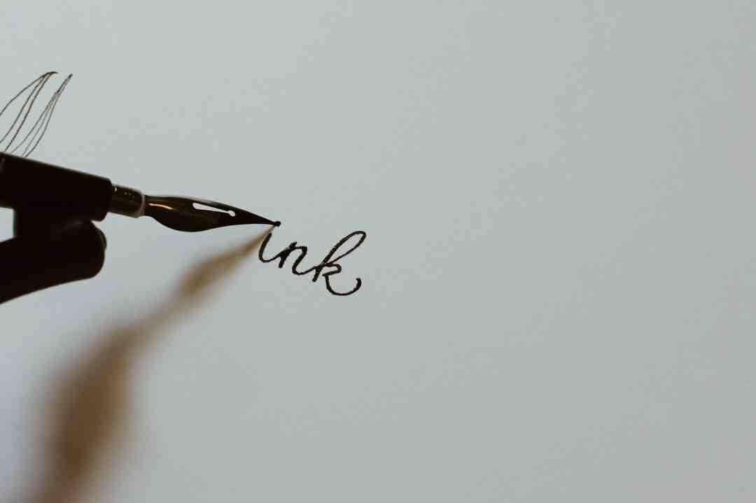 Comment écrire la lettre S ?