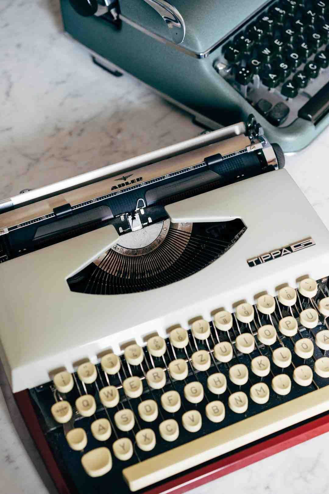 Comment écrire un article