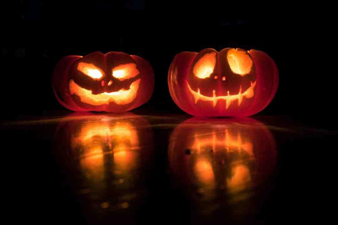 Comment écrire halloween