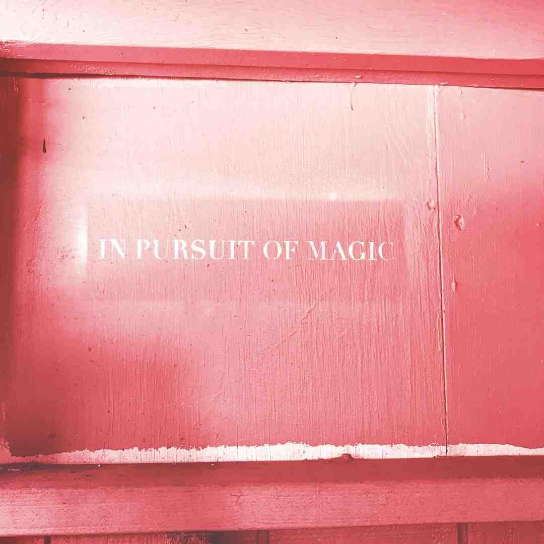 Tour de magie disparition